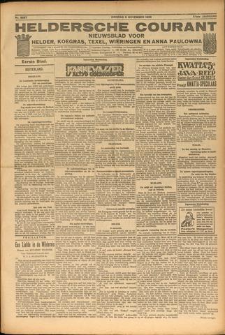 Heldersche Courant 1926-11-09