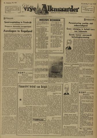De Vrije Alkmaarder 1947-06-05