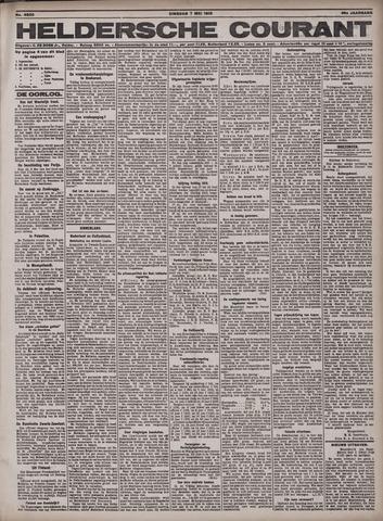 Heldersche Courant 1918-05-07