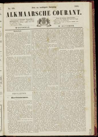 Alkmaarsche Courant 1881-10-19
