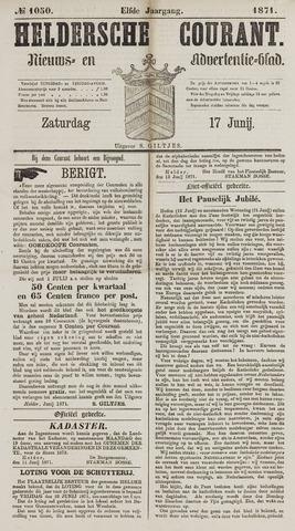 Heldersche Courant 1871-06-17