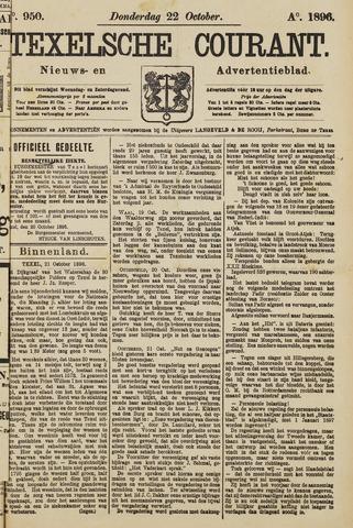 Texelsche Courant 1896-10-22