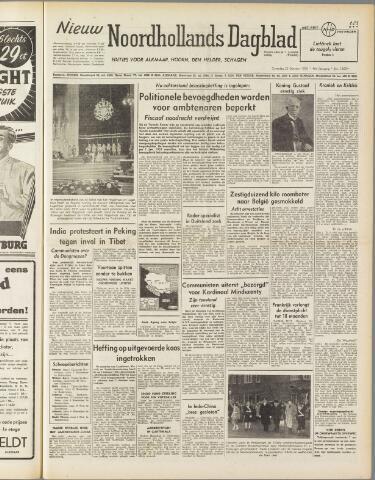 Nieuw Noordhollandsch Dagblad : voor Alkmaar en omgeving 1950-10-28