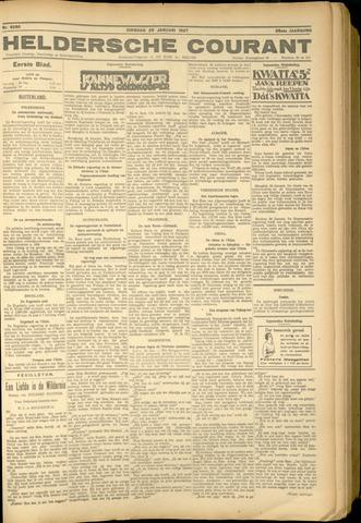 Heldersche Courant 1927-01-27