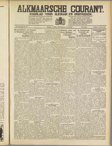 Alkmaarsche Courant 1941-03-14