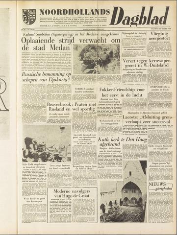 Noordhollands Dagblad : dagblad voor Alkmaar en omgeving 1958-03-24