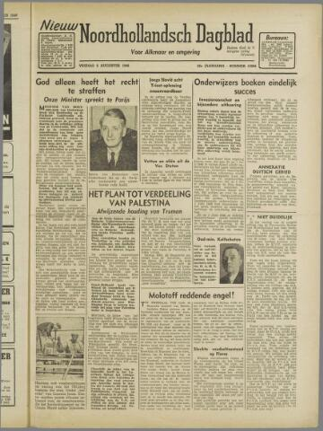 Nieuw Noordhollandsch Dagblad : voor Alkmaar en omgeving 1946-08-02
