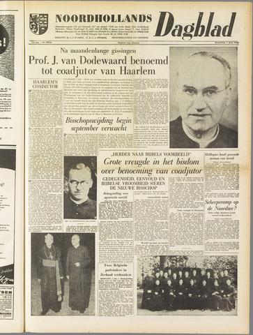 Noordhollands Dagblad : dagblad voor Alkmaar en omgeving 1958-07-07
