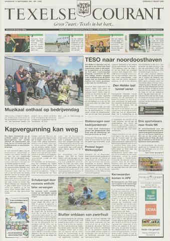 Texelsche Courant 2009-03-31