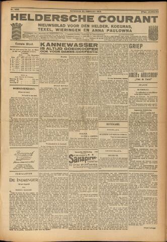Heldersche Courant 1929-02-23