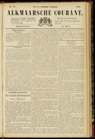 Alkmaarsche Courant 1884-05-14