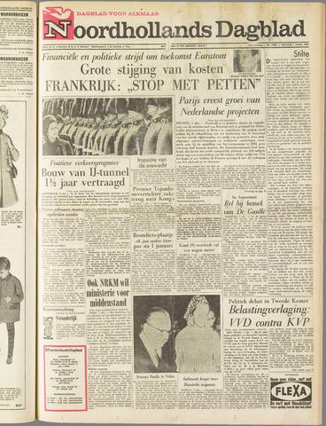 Noordhollands Dagblad : dagblad voor Alkmaar en omgeving 1964-10-07