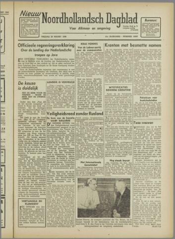 Nieuw Noordhollandsch Dagblad : voor Alkmaar en omgeving 1946-03-29