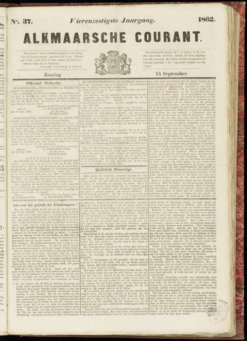 Alkmaarsche Courant 1862-09-14