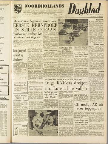 Noordhollands Dagblad : dagblad voor Alkmaar en omgeving 1962-04-26