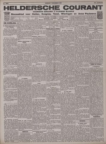 Heldersche Courant 1915-12-07