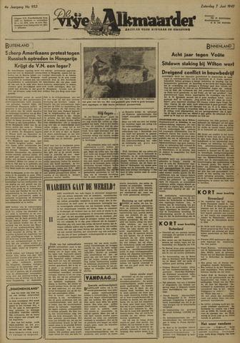 De Vrije Alkmaarder 1947-06-07