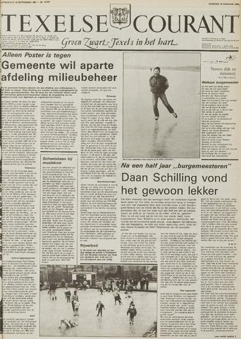 Texelsche Courant 1986-02-18
