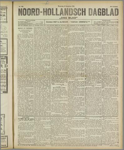 Ons Blad : katholiek nieuwsblad voor N-H 1922-11-15