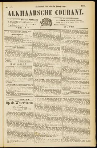 Alkmaarsche Courant 1902-06-13