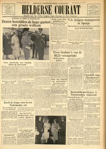 Heldersche Courant 1953-05-20