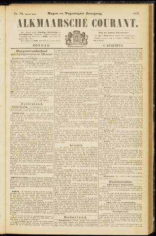 Alkmaarsche Courant 1897-08-08