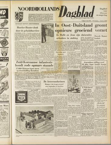 Noordhollands Dagblad : dagblad voor Alkmaar en omgeving 1953-07-17
