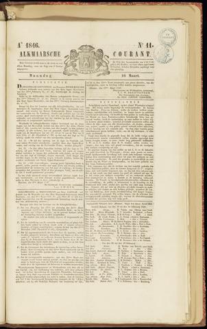 Alkmaarsche Courant 1846-03-16