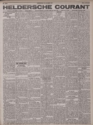 Heldersche Courant 1917-10-18