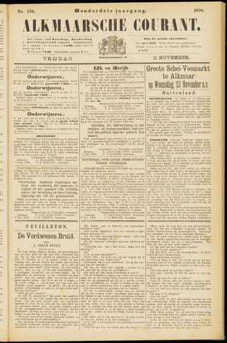 Alkmaarsche Courant 1898-11-11