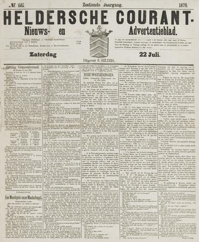 Heldersche Courant 1876-07-22