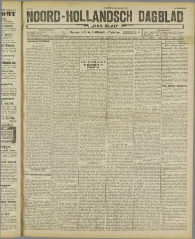 Ons Blad : katholiek nieuwsblad voor N-H 1922-01-04