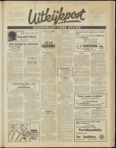 Uitkijkpost : nieuwsblad voor Heiloo e.o. 1971-08-04