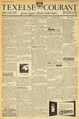 Texelsche Courant 1952-11-22