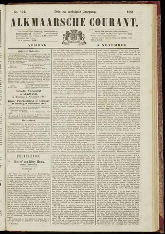 Alkmaarsche Courant 1881-11-04