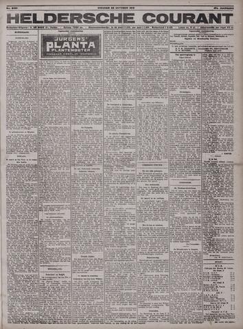 Heldersche Courant 1919-10-28