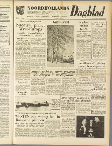 Noordhollands Dagblad : dagblad voor Alkmaar en omgeving 1959-01-12