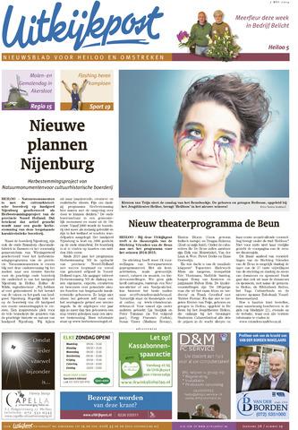 Uitkijkpost : nieuwsblad voor Heiloo e.o. 2014-05-07