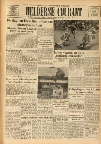 Heldersche Courant 1954-05-06