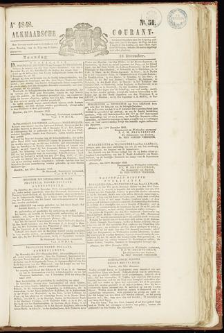 Alkmaarsche Courant 1848-12-18