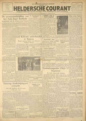 Heldersche Courant 1946-09-23