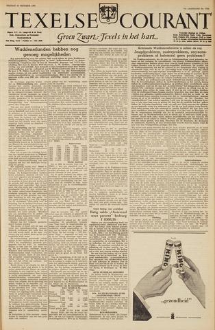 Texelsche Courant 1963-10-25