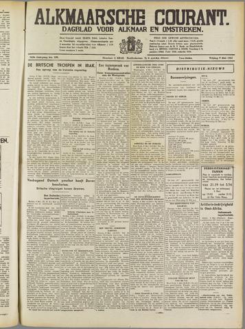 Alkmaarsche Courant 1941-05-09