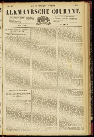 Alkmaarsche Courant 1884-05-25