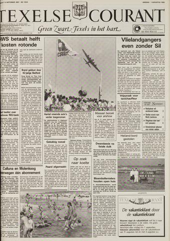 Texelsche Courant 1995-08-01