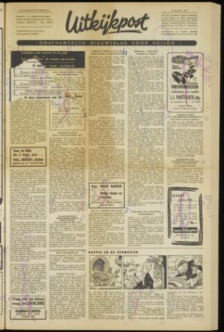 Uitkijkpost : nieuwsblad voor Heiloo e.o. 1962-03-15
