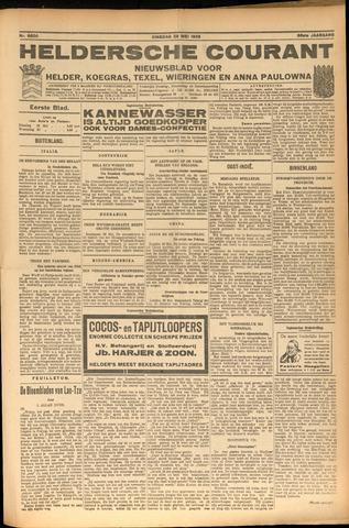 Heldersche Courant 1928-05-29