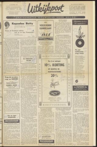 Uitkijkpost : nieuwsblad voor Heiloo e.o. 1969-12-10