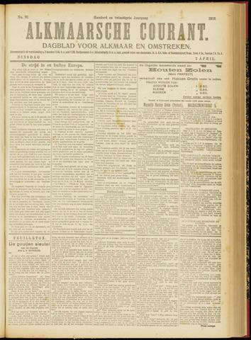 Alkmaarsche Courant 1918-04-02