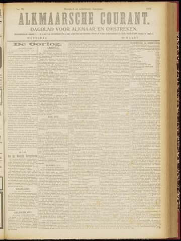 Alkmaarsche Courant 1916-03-29
